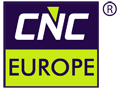 CNC EUROPE Metal working Machine supply logo